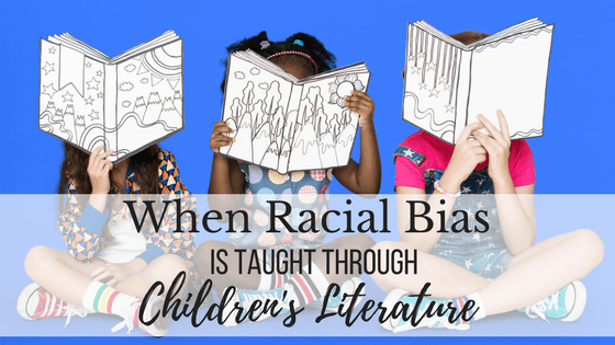 This list of children's books discuss white privilege and how to break down the systems of white supremacy one courageous conversation at a time.
